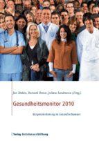 GESUNDHEITSMONITOR 2010
