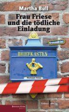 Frau Friese und die tödliche Einladung (ebook)