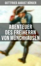 Abenteuer des Freiherrn von Münchhausen (ebook)