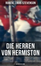 Die Herren von Hermiston: Historischer Krimi (ebook)