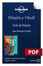 Etiopía y Yibuti 1.  Este de Etiopía (ebook)
