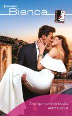 Amarga noche de bodas (ebook)