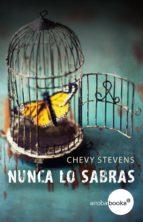 NUNCA LO SABRÁS (ebook)