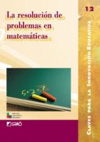 La resolución de problemas en matemáticas (ebook)
