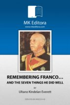 REMEBERING FRANCO AND THE SEVEN THINGS HE DID WELL (ebook)