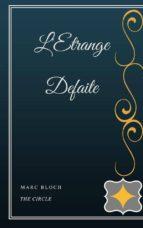 L'Etrange Defaite (ebook)
