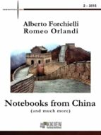 Notebooks from China (and much more) 2-2015 (ebook)