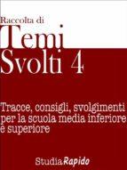 Temi svolti 4 (ebook)