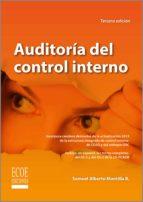 Auditoría de control interno (ebook)