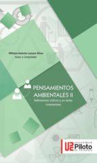 Pensamientos ambientales II (ebook)