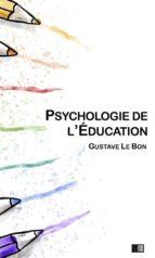 Psychologie de l'éducation (ebook)