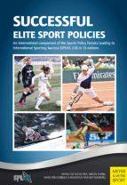 Successful Elite Sport Policies