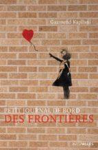 Petit journal de bord des frontières (ebook)
