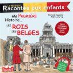 Ma première histoire… Les rois des Belges (ebook)