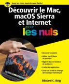 Découvrir le Mac, macOS Sierra & Internet Pour les Nuls (ebook)