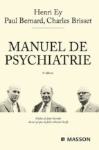 Manuel de psychiatrie (ebook)
