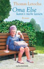 Oma Else kann's nicht lassen (ebook)