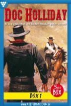 Doc Holliday 5er Box 1 - Western (ebook)