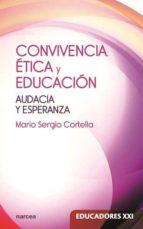 Convivencia, ética y educación (ebook)