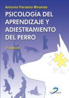 Psicología del aprendizaje y adiestramiento del perro