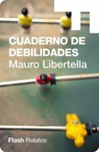 CUADERNO DE DEBILIDADES