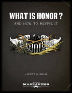 What Is Honor? (ebook)
