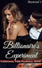 Billionaire's Experiment (ebook)