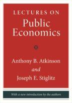 Lectures on Public Economics (ebook)