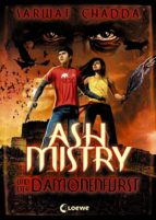 Ash Mistry und der Dämonenfürst (ebook)