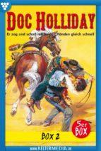 Doc Holliday 5er Box 2 - Western (ebook)