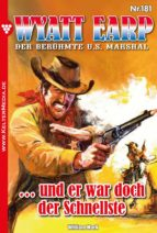 Wyatt Earp 181 – Western (ebook)