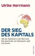 Der Sieg des Kapitals (ebook)