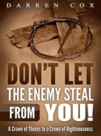 DON?T LET THE ENEMY STEAL FROM YOU!