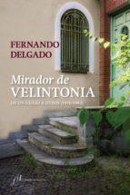 Mirador de Velintonia (ebook)