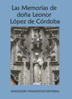 Las Memorias de doña Leonor López de Córdoba