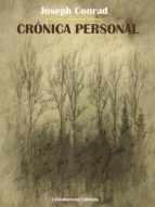 Crónica personal (ebook)