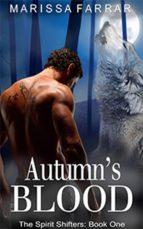 Autumn's Blood (ebook)