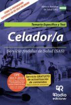 Celador/a. Servicio Andaluz de Salud (SAS). Temario Específico y Test (ebook)