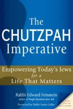 THE CHUTZPAH IMPERATIVE