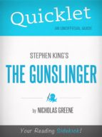 Quicklet on The Gunslinger by Stephen King (ebook)