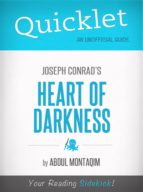 QUICKLET: JOSEPH CONRAD'S HEART OF DARKNESS (CLIFFSNOTES-LIKE BOOK SUMMARIES)