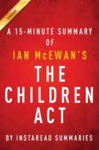 Summary of The Children Act (ebook)