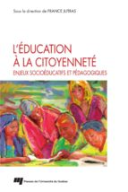 L'éducation à la citoyenneté (ebook)