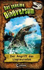 Das geheime Dinoversum 8 – Der Angriff des Liopleurodon (ebook)