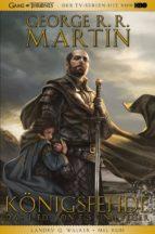 Game of Thrones Graphic Novel - Königsfehde 1 (ebook)