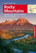 Rocky-Mountains - VISTA POINT Reiseführer Reisen Tag für Tag (ebook)
