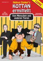 Kottan ermittelt: Von Menschen und anderen Tieren (ebook)