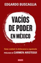 Vacíos de poder en México (ebook)