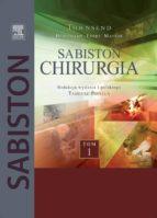 CHIRURGIA SABISTONA. TOM 1