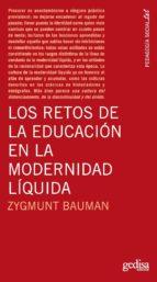 Los retos de la educación en la modernidad líquida (ebook)